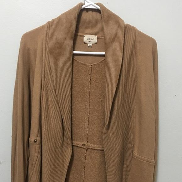 Wilfred Jackets & Blazers - ⚡️ 2/$30 Wilfred cardigan